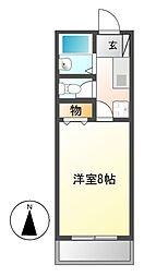 セレニールEXI[3階]の間取り