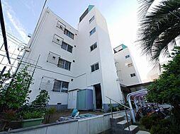 兵庫県神戸市須磨区白川台1丁目の賃貸マンションの外観