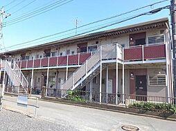カマダハイツA・B[B203号室]の外観