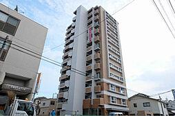 ハイネス槻田[6階]の外観