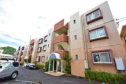 静岡県静岡市葵区与一3丁目の賃貸マンションの外観