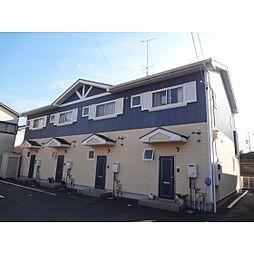 [テラスハウス] 静岡県浜松市中区高林2丁目 の賃貸【/】の外観