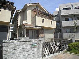 [一戸建] 兵庫県芦屋市清水町 の賃貸【/】の外観