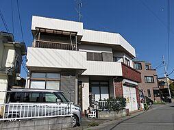 埼玉県北足立郡伊奈町本町1丁目の賃貸アパートの外観