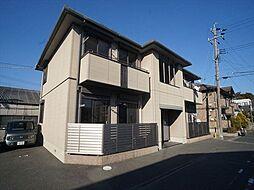 メゾンシャンティ B[2階]の外観