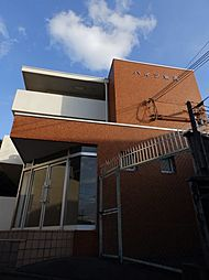 京都府京都市東山区今熊野椥ノ森町の賃貸マンションの外観