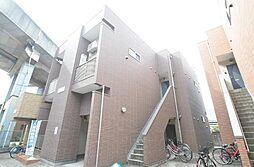 コーポLSR[2階]の外観
