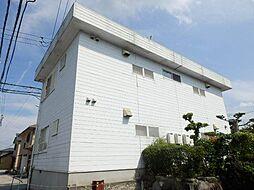 松相ハイツII[2階]の外観
