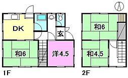 福音寺駅 5.5万円