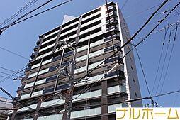 大阪府大阪市平野区背戸口5丁目の賃貸マンションの外観
