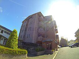兵庫県伊丹市東野3丁目の賃貸マンションの外観