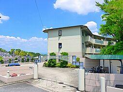 奈良県奈良市あやめ池南7丁目の賃貸マンションの外観