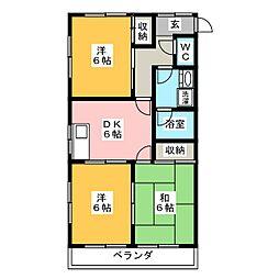 野田新町駅 4.9万円