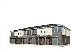 君津市法木作新築アパート[205号室]の外観