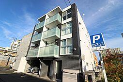 北海道札幌市北区北36条西9丁目の賃貸マンションの外観