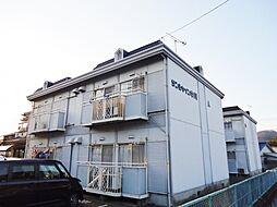 サンシャイン中川 A・B[A202号室]の外観