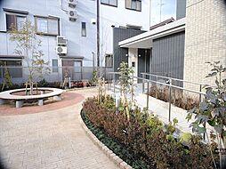 ゲートレジデンス鶴見緑地[3階]の外観