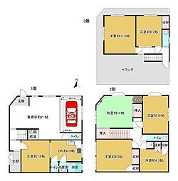 緑橋駅 4,280万円