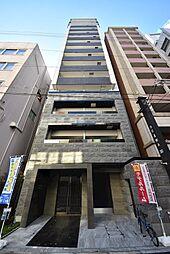 セイワパレス京町堀[10階]の外観