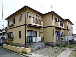 兵庫県宝塚市売布ガ丘の賃貸マンションの外観