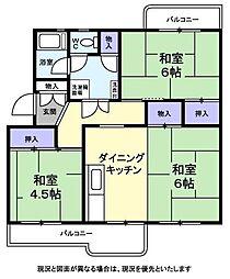 【敷金礼金0円!】戸頭団地