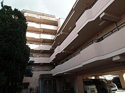 サニーフラット田中[4階]の外観