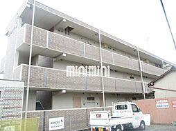 静岡県浜松市中区高林1丁目の賃貸マンションの外観