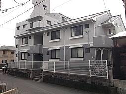ファミール隅田B棟[2階]の外観