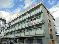 中村コーポラス[1階]の外観