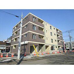 札幌市電2系統 石山通駅 徒歩13分の賃貸マンション