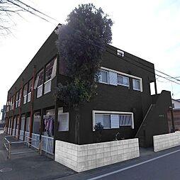 コーポカミヤI[201号室]の外観