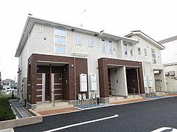埼玉県春日部市南3丁目の賃貸アパートの外観