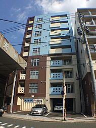福岡県北九州市門司区栄町の賃貸マンションの外観