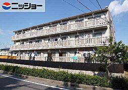 愛知県豊田市三軒町6丁目の賃貸マンションの外観