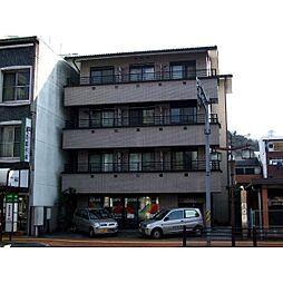 岐阜県岐阜市七軒町の賃貸アパートの外観