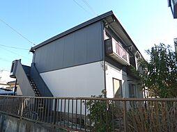 山野コーポ[101号室]の外観