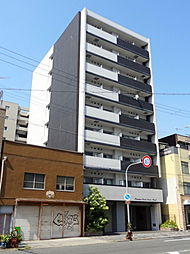 プレミアムコート大正フロント[7階]の外観