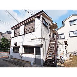 田中荘[202号室]の外観