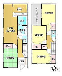 南生駒駅 2,490万円