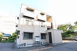 ローズメゾン吉松[2階]の外観
