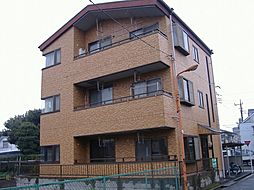 ランドマーク平田[3階]の外観