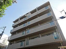 滋賀県草津市大路2丁目の賃貸マンションの外観