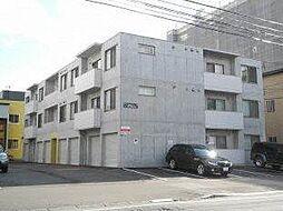 北海道札幌市西区発寒七条12丁目の賃貸マンションの外観