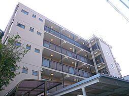 東京都板橋区坂下1丁目の賃貸マンションの外観