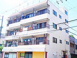 大阪府大阪市西成区南津守2丁目の賃貸マンションの外観