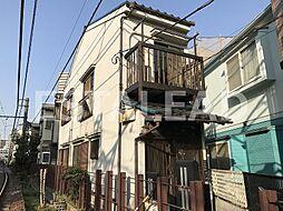 東京都豊島区西巣鴨2の賃貸アパートの外観