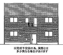 ポルト白石B棟[1階]の外観