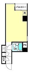 ユニティー石堂 406号室