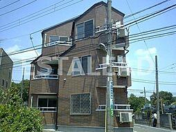 東京都練馬区氷川台3の賃貸アパートの外観