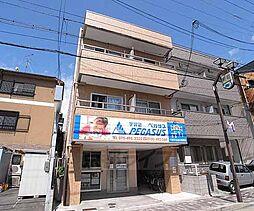 京都府京都市北区小山初音町の賃貸マンションの外観